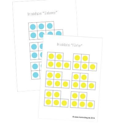 Mathe-Lernmaterial für Grundschüler gratis drucken!
