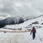 Skigebiet in Serfaus