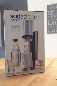 erfahrungsbericht 1 jahr mit dem sodastream crystal. Black Bedroom Furniture Sets. Home Design Ideas