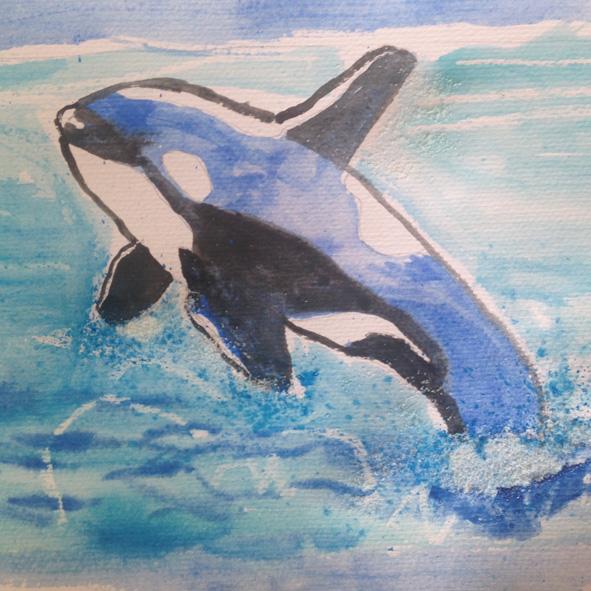 Wasserfarben Malen Kreative Ideen Für Kinder