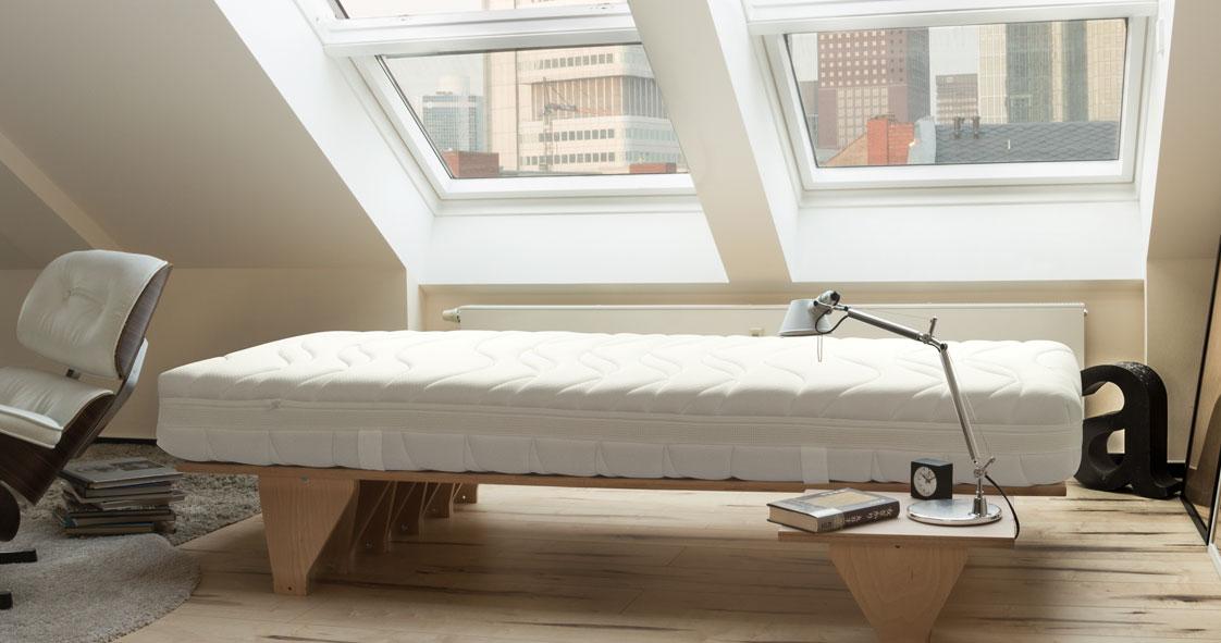 guter schlaf welche matratze ist die richtige. Black Bedroom Furniture Sets. Home Design Ideas