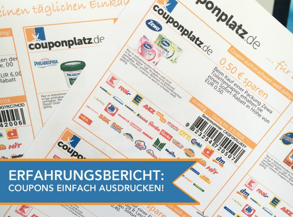 coupons einfach selbst zusammenstellen und drucken