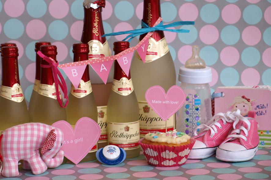 Die Besten Babyshower Partyideen In Kooperation Mit Rotkappchen