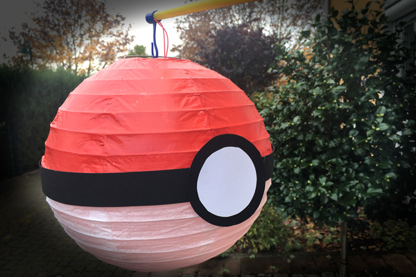 Super Einfach Diy Laterne Für Pokemon Fans Moms Blog