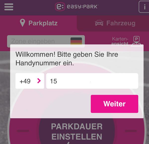 easypark_registrierung
