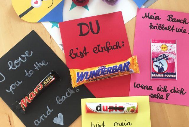 Gewinnspiel · Die Besten DIY Ideen Zum Valentinstag!