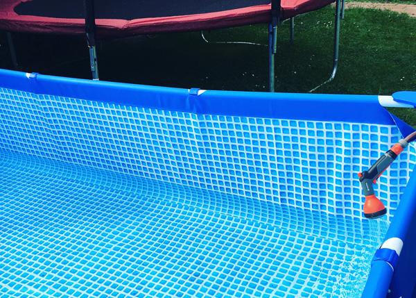 Intex pool filter anschließen