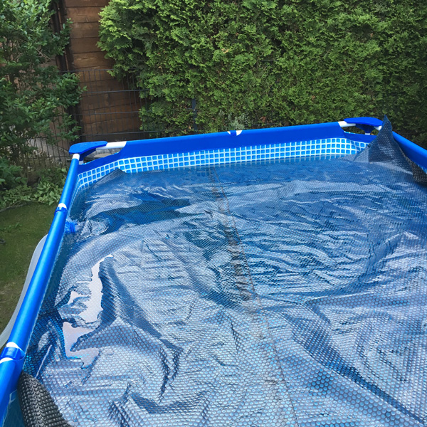 Solar Abdeckplane Intex Pool