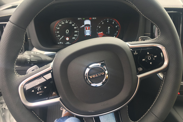 Volvo XC60 Familienauto test