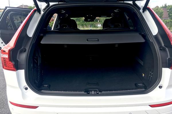 Kofferraum Volvo XC60