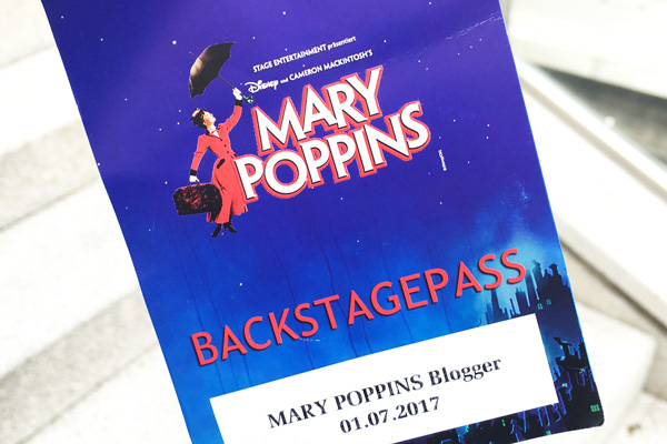 Mary Poppins Backstage