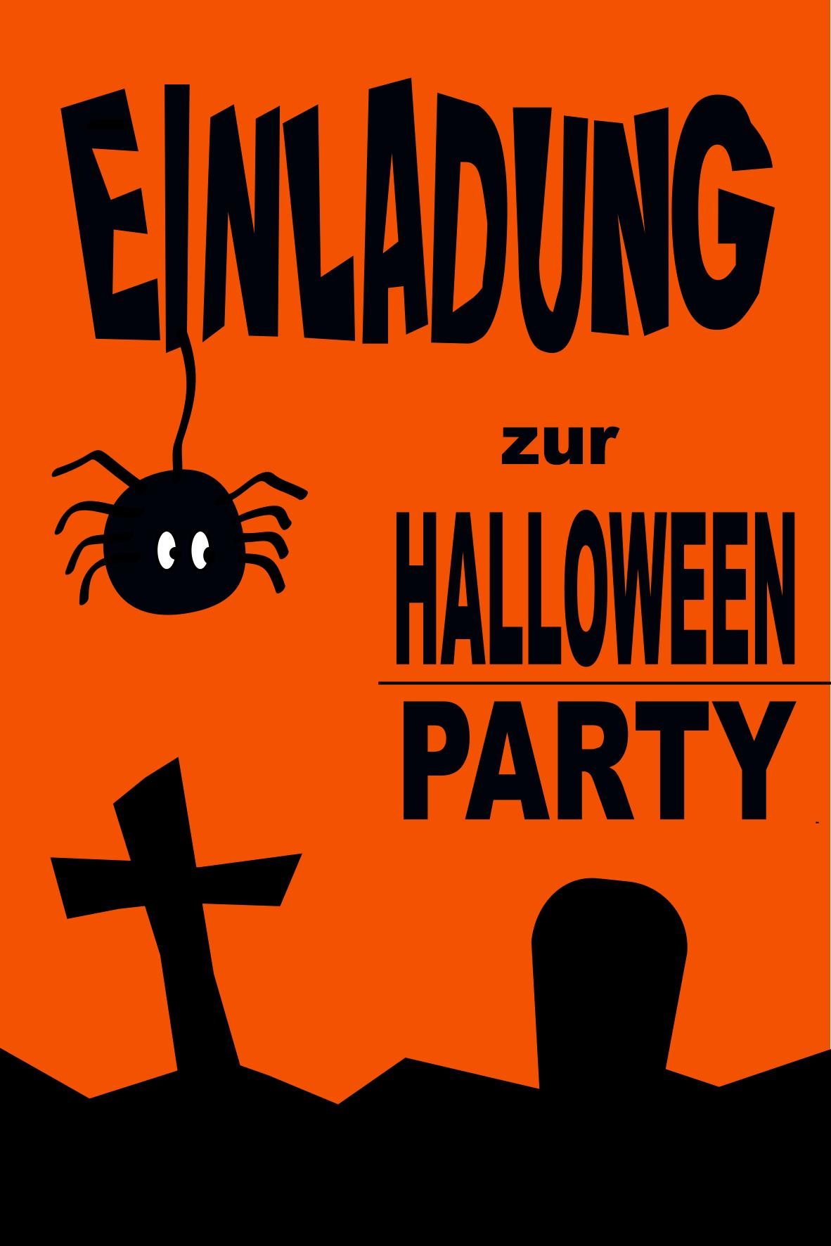 unsere besten  einfachsten ideen für eine halloween party