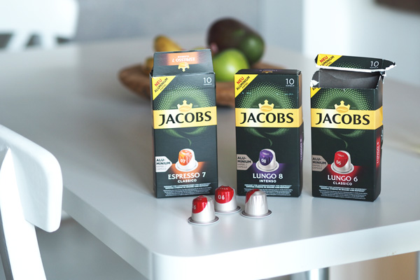 Jacobs Nespresso Kapseln