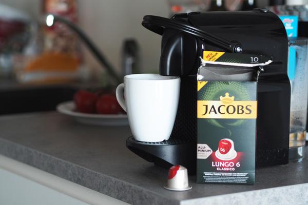 Jacobs Nespresso Kapseln Lungo
