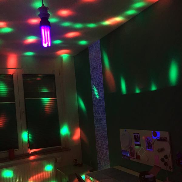 Party Disco Schwarzlicht UV-Farben