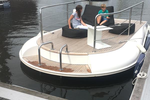 Solarboot Autostadt