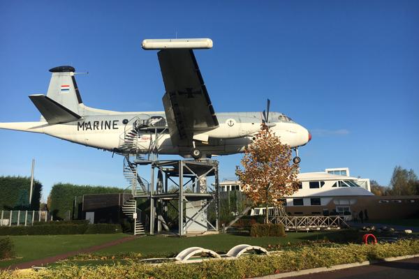 Flugzeugsuite