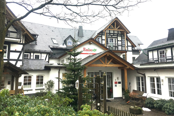 Ebbinghof Familienhotel Sauerland