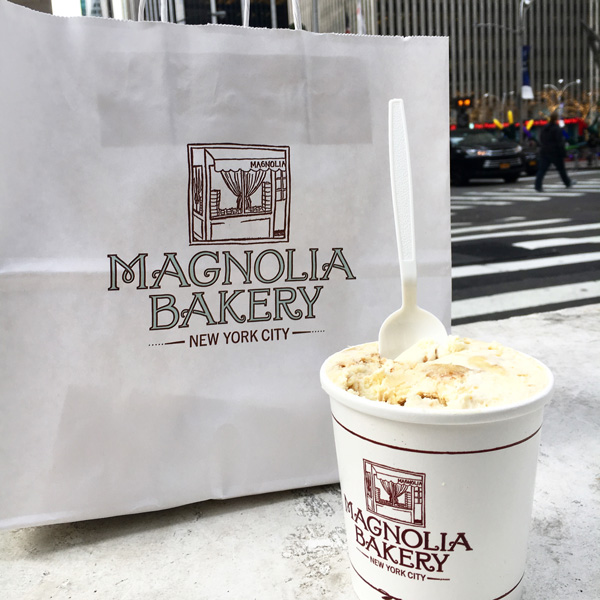 Magnolia Bakery Tipp New York must eat
