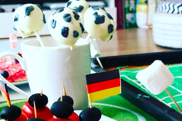 die besten ideen f r eine fu ball party bzw einen fu ball kindergeburtstag mom s blog der. Black Bedroom Furniture Sets. Home Design Ideas