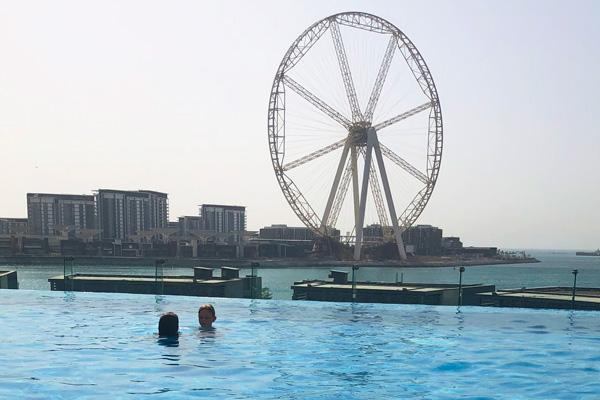 Erfahrung Sofitel Jumeirah Beach