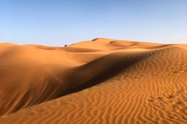 Wüstensafari Duabi Wüste Lehbab