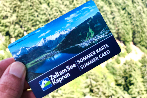 zell am See Sommercard