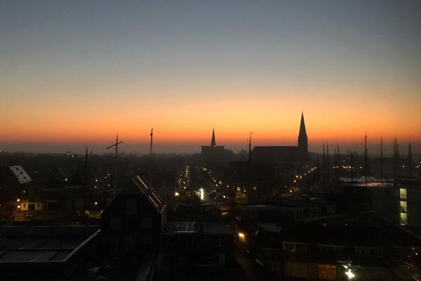 Leuchtturm_harlingen_ausblick_sonnenaufgang