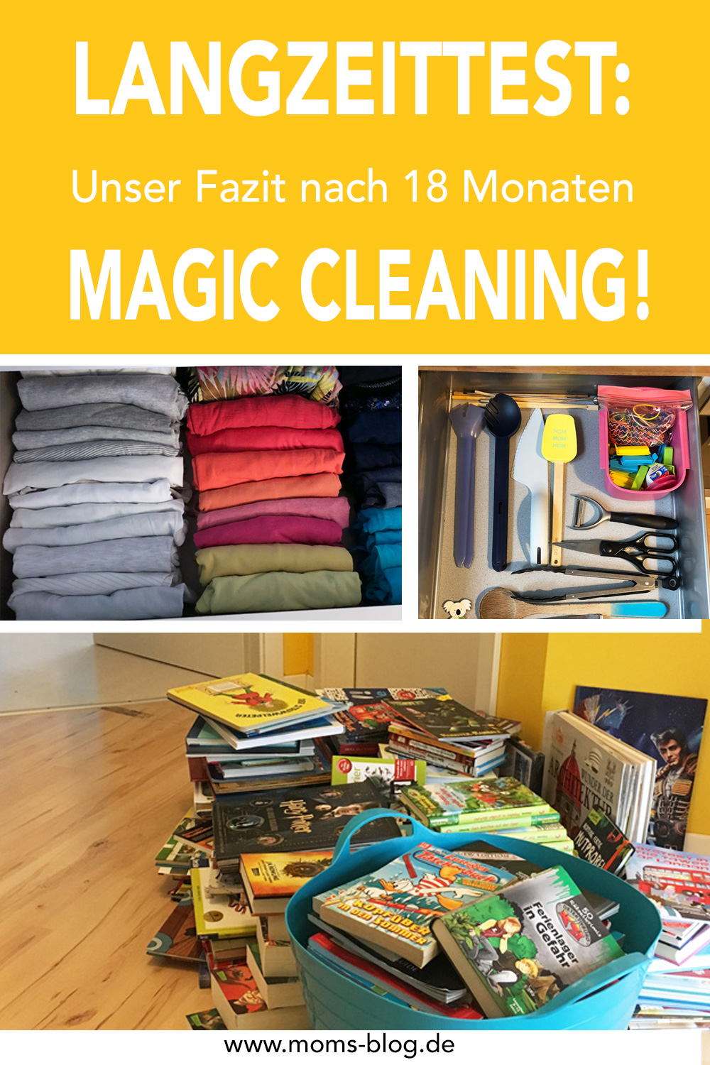 Pinterest Pin Magic Cleaning