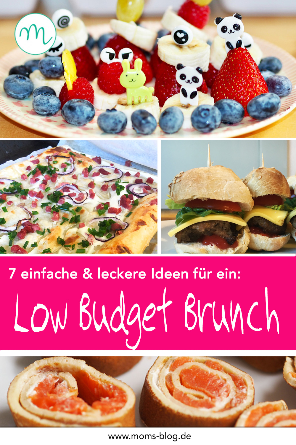 Low Budget 7 Einfache Leckere Brunch Ideen Moms Blog Der