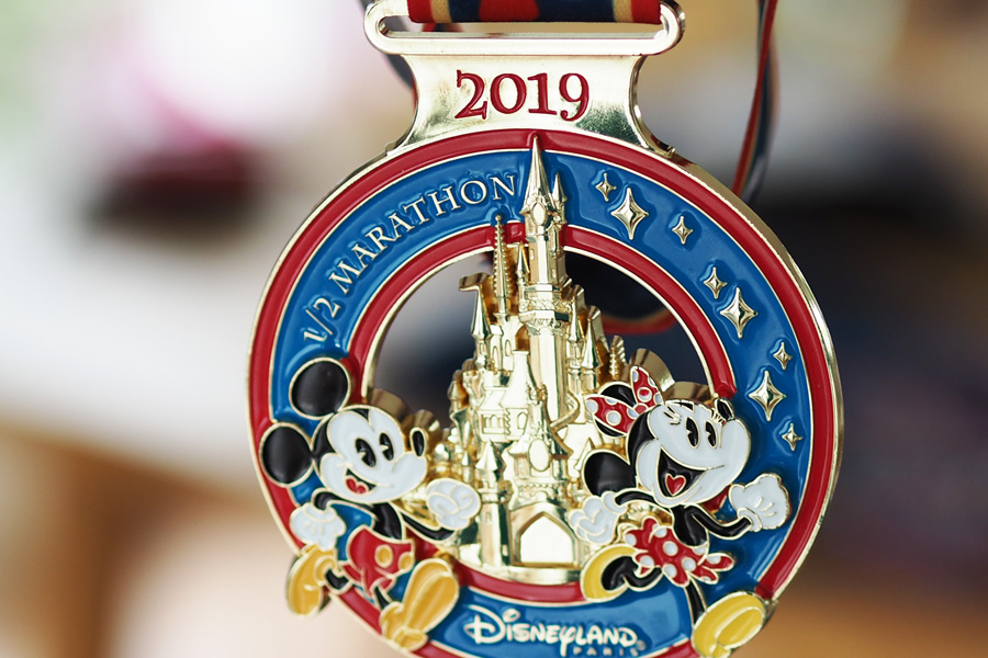 disney_run_medaille_paris_erfahrung