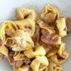 Tortellini mit Käse-Sahne Soße